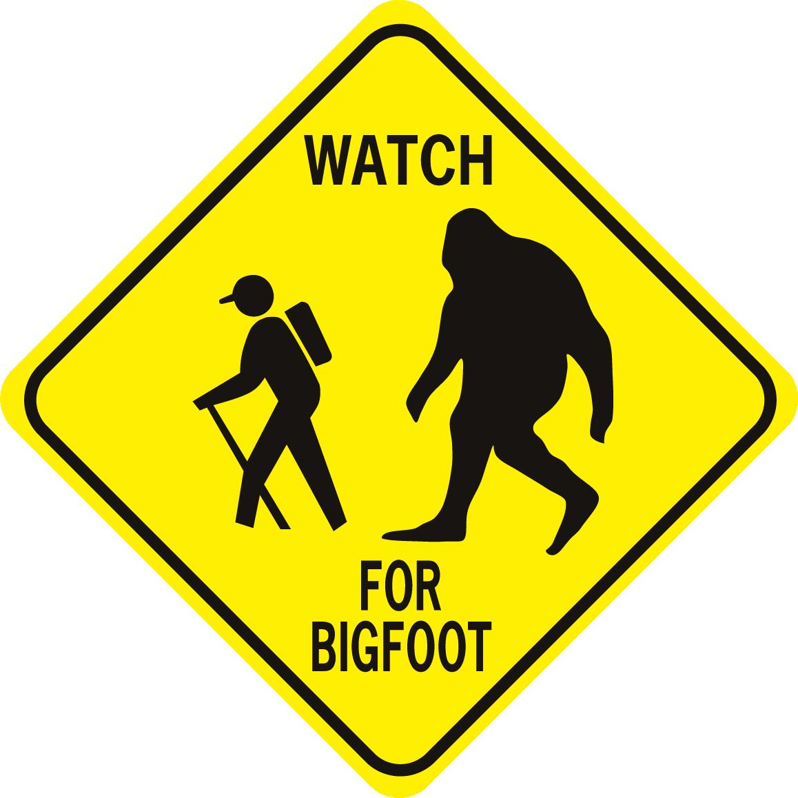 Watch for Bigfoot diamond