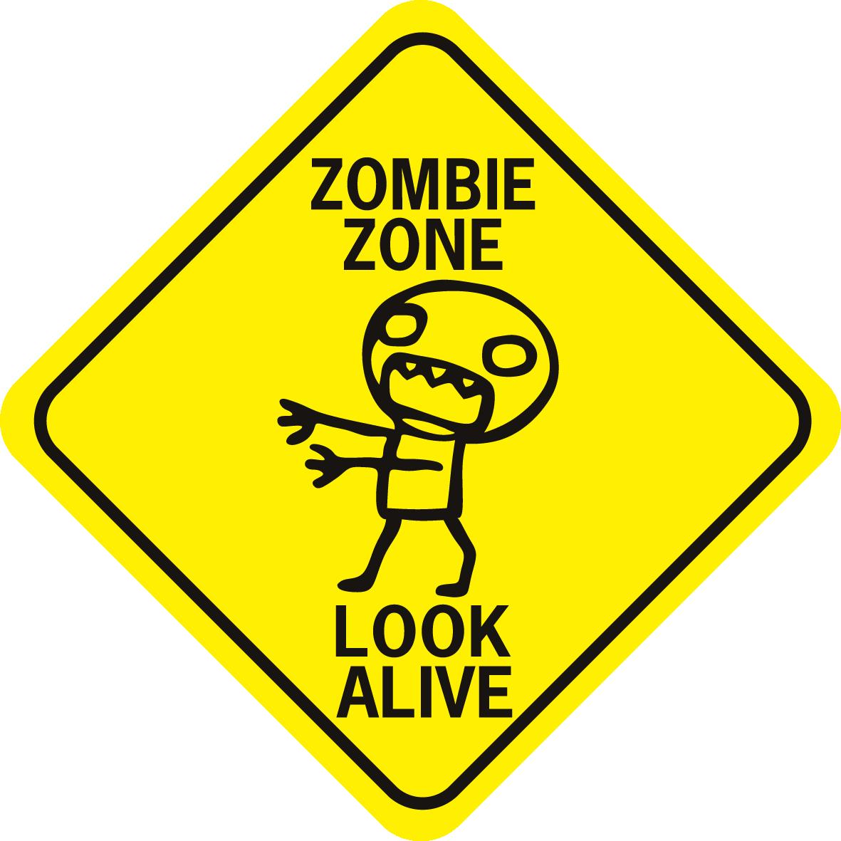 zombie zone look alive diamond