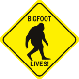 Bigfoot Lives Diamond