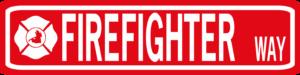 Firefighter Way Street