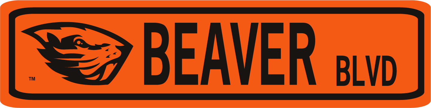 Osu Beaver Blvd Street