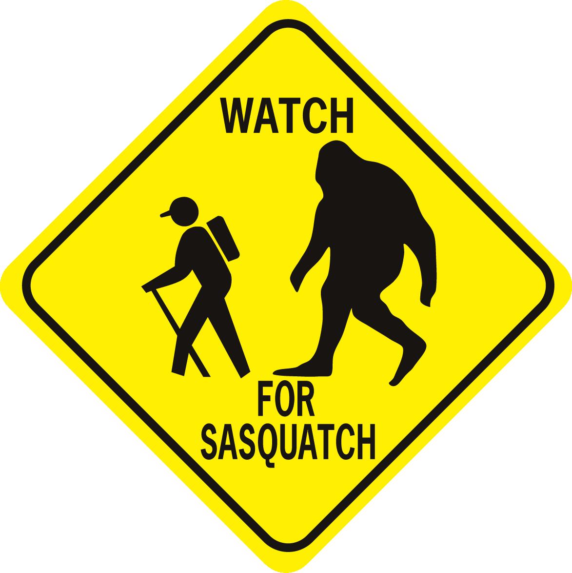 Sasquatch Watch For Sasquatch Diamond