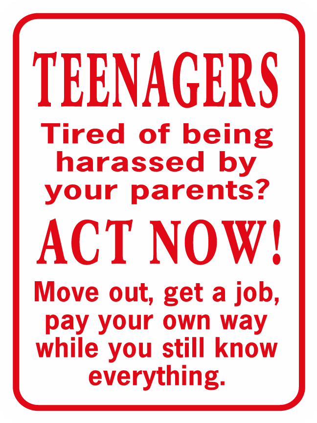 Your Teens Tired A 112