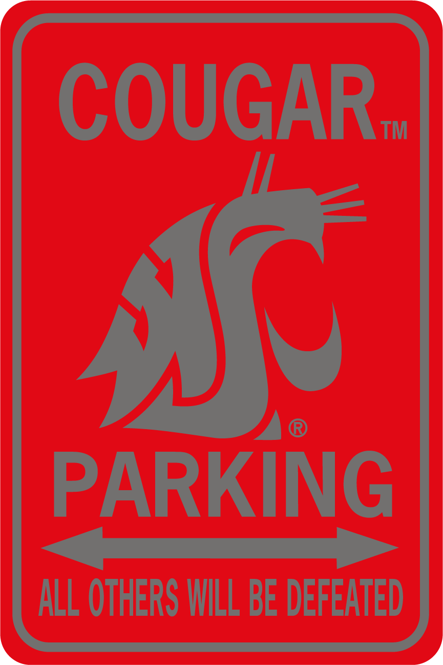 Wsu Cougar Parking
