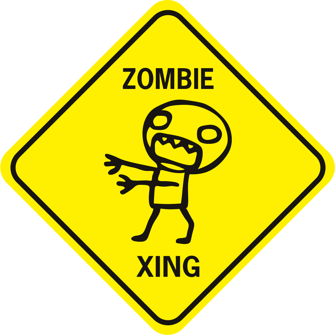 Zombie Xing
