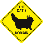 the cat's domain long hair diamond