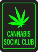 Cannabis Social Club Rectangle