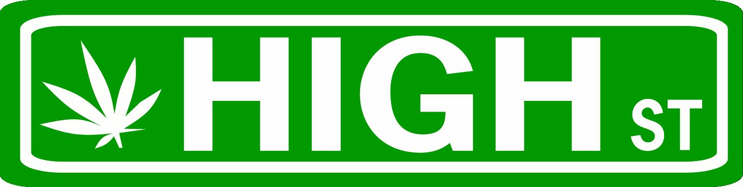 High Street Pot Street Sign