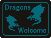 Dragon dragons welcome