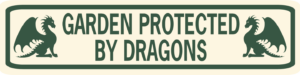Dragon Garden Protected By Dragons