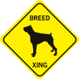 DOG BREED XING