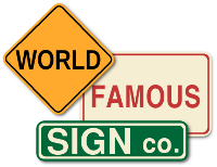 World Famous Sign Co.