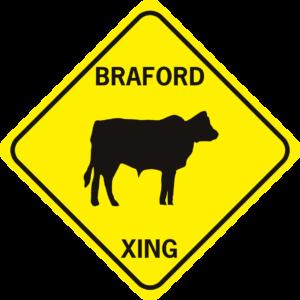 COW BRAFORD