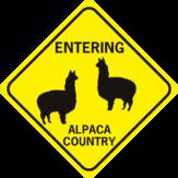 alpaca entering alpaca country