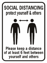 Social Distancing Protect Yourself and Others