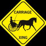 carriage xing man