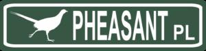 Pheasant Run Street Sign