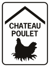 chicken Chateau Poulet