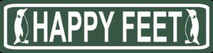 Penguin Happy Feet Street Sign