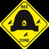 Bee Zone hive diamond